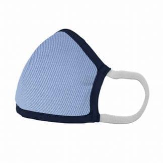 Textil szájmaszk - mosható, fertőtleníthető. Kivehető szűrőbetét.